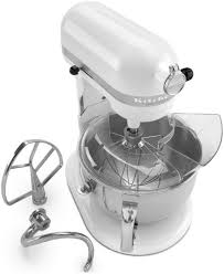Kitchen Aid Accessories by Kitchenaid Mixer 6 Quart White