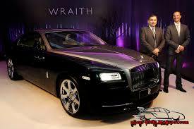 roll royce delhi automotive craze rolls royce launches wraith coupe in india at rs