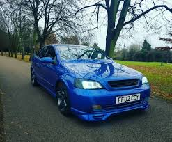 opel bertone xx vauxhall astra coupe modified bertone xx in bedford