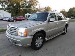 cadillac escalade up truck for sale 2005 cadillac escalade ext for sale carsforsale com
