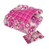 Vera Bradley Twin Comforter My Dog Gracie Loving My Paisley Meets Plaid Comforter