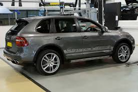 Porsche Cayenne Wheels - 21