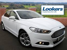 ford mondeo 2 0 tdci 180 titanium 5dr white 2015 04 23 in
