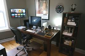 clock mac desks