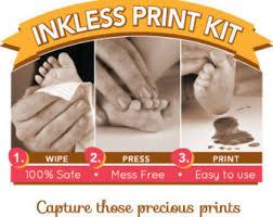 footprint baby footprint mug kit by myforeverprints