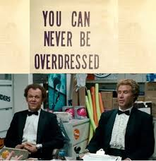 Tuxedo Meme - you re wearing tuxedos to a job interview that requires you to