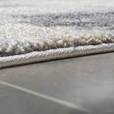 Wohnzimmer Grau Creme Teppich Modern Wohnzimmer Webteppich Modern Style Karo Meliert