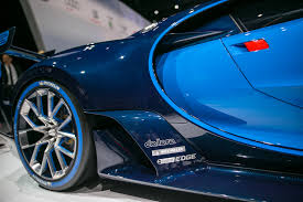 bugatti concept car watch the bugatti vision gran turismo concept come together