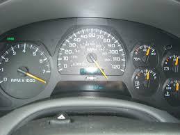 2005 trailblazer fan speed sensor 2004 chevrolet trailblazer speedometer stopped working 20 complaints