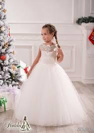 lace rhinestone tutu ivory lovely baby birthday party