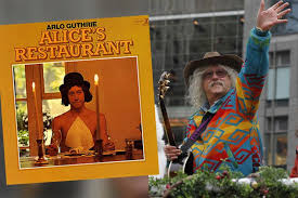 arlo guthrie returns to s restaurant 50 years later