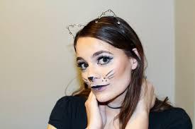 last minute halloween costume pritty kitty brittany o u0027barr