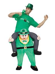 once upon a leprechaun costume st patricks day costumes