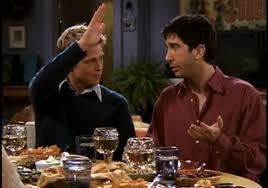 famosos en la serie friends taringa