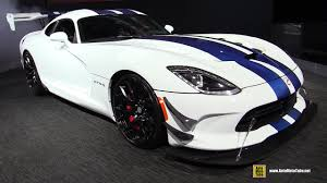 Dodge Viper Limited Edition - 2017 dodge viper gts r turnaround 2016 la auto show youtube