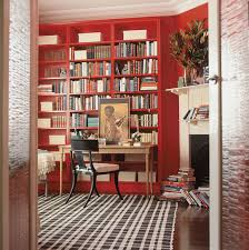 contemporary office amp workspace marvelous home libraries design
