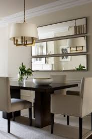 ideas for small dining rooms the treatment of the mirrors is especially great for a small