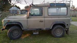 military land rover 110 1987 ex military land rover 90