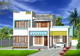 contemporary house plans single story contemporary house plans in kerala 877