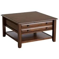pier 1 coffee table anywhere tuscan brown square coffee table with knobs pier 1 imports