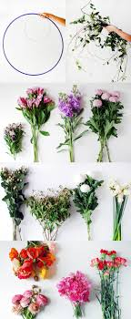 hanging a chandelier tutorial make a hanging flower chandelier for your next party we
