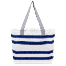 nautical tote tote bags large nautical stripe tote bag for and boat