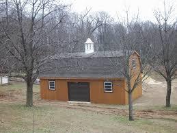built on site custom amish garages in oneonta ny amish barn company