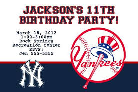 birthday invitations free printable baseball birthday