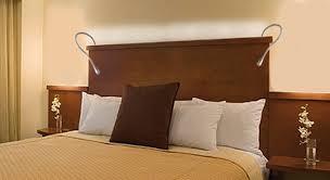 Bed With Lights In Headboard Innovative Headboard Reading Light Magnificent Modern Aluminium