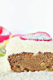 easy delicious refined sugar free carrot cake recipe dans le