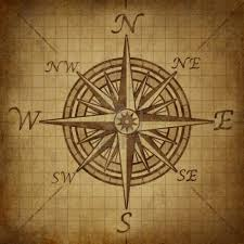 drawn compass old ship pencil and in color drawn compass old ship