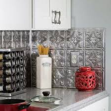 In X  In Traditional  PVC Decorative Backsplash Panel In - Backsplash panel