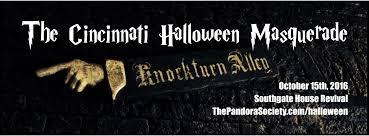 the pandora society the cincinnati halloween masquerade