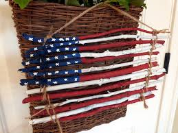 Patriotic Home Decorations Woodsy Americana U2013 Audrey Pettit Designs