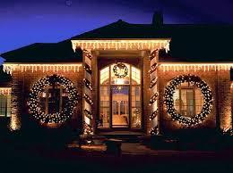 Outdoor Christmas Light Ideas Exterior Christmas Light Ideas Ornament Led Lights U2014 Contemporary