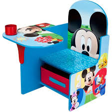 mickey mouse table l mickey mouse desk chair with storage walmart com