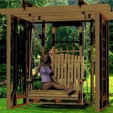 pergola swing pergola swing props scenes architecture themed hhfspinball