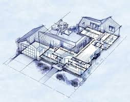 blueprint for house architectural blueprints home planning ideas 2017
