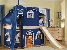 Castle Kids Room by Kids Room Castle Bed With Slide For Boy Awesome Tent Kids