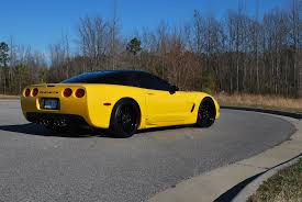 yellow corvette c5 do black rims look on c5 s page 28 corvetteforum