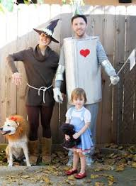Halloween Costume Ideas 2 Boy Wizard Oz Family Costume Angeles Daughters Costumes