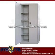 Two Door Storage Cabinet High Quality 2 Door Office Filing Steel Cabinet Steel Godrej Wall