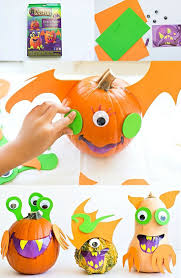 Halloween Pumpkin Crafts 108 Best Spooktacular Pumpkins For Kids Images On Pinterest