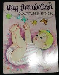 tiny thumbelina doll brings memories