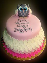 owl baby shower cake baby shower cakes fresh girl baby shower cake ideas girl