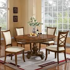 paula deen home round pedestal dining table hayneedle