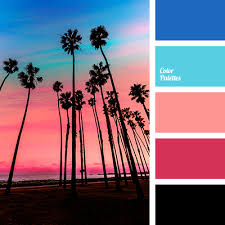 coral color coral red color palette ideas