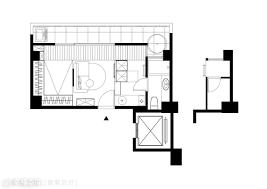 le de bureau 馥 50 馥閣設計 室內設計 錯層立體術十坪小宅也能有無印良品風 幸福空間