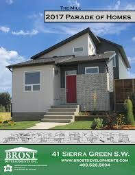 canadian homes brost developments medicine hat 2017 chba parade of homes u2013 the