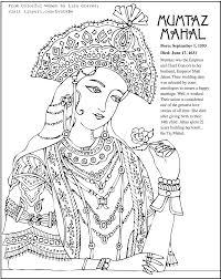 coloring pages of inspiring women u0026 girls